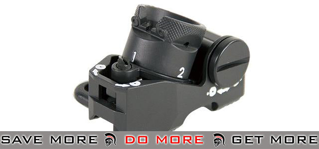 ICS Rear Sight Assembly for SG Series Airsoft AEG Rifles *Shop by Gun Models- ModernAirsoft.com