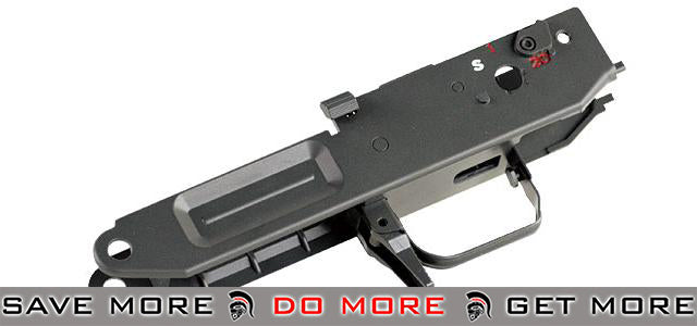ICS Metal Lower Receiver for SG Series Airsoft AEG Rifles *Shop by Gun Models- ModernAirsoft.com