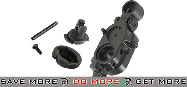 ICS Front Sight Assembly for SG 551 Series Airsoft AEG Rifles *Shop by Gun Models- ModernAirsoft.com