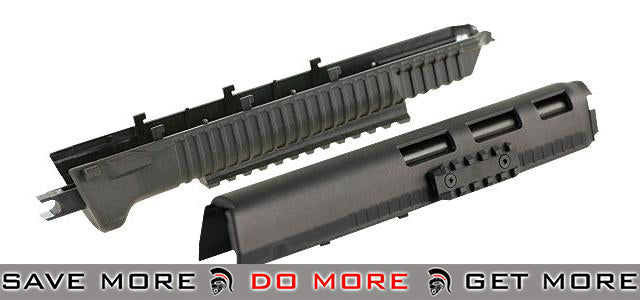 ICS Handguard for SG 551 Series Airsoft AEG Rifles *Shop by Gun Models- ModernAirsoft.com