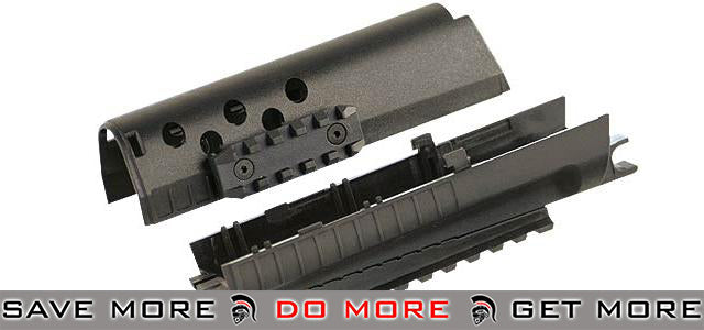 ICS Handguard for SG 552 Series Airsoft AEG Rifles *Shop by Gun Models- ModernAirsoft.com
