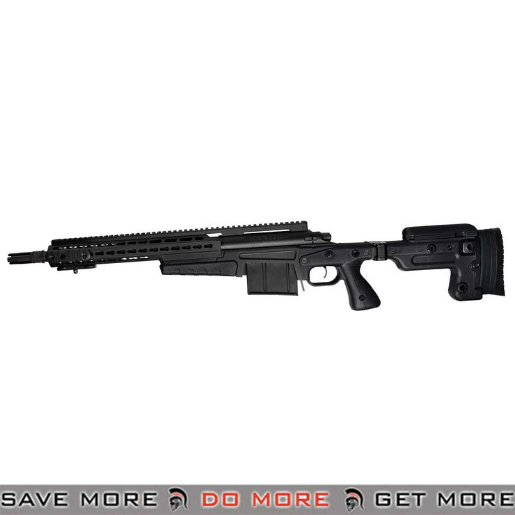 ASG MK13 Compact Airsoft Spring Sniper Rifle Black