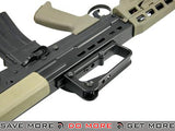 ICS Detachable Carrying Handle for L85 Series Airsoft AEG *Shop by Gun Models- ModernAirsoft.com