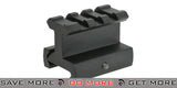 "AIM Sports 1"" High Profile Riser Mount (New Version) Scope Mount Base- ModernAirsoft.com"