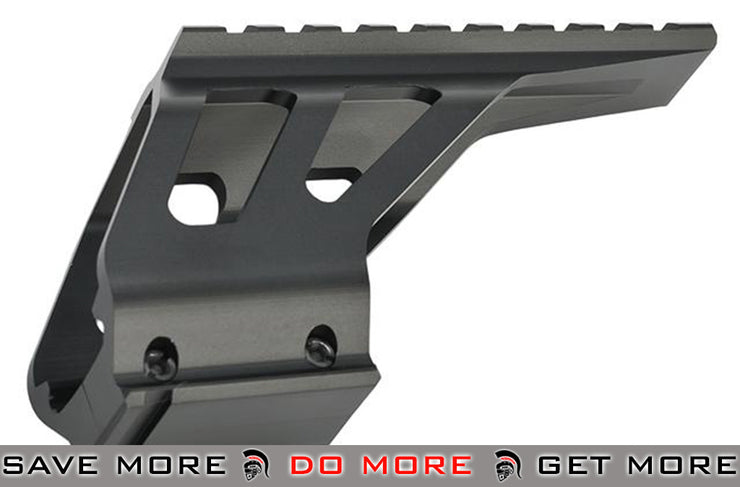 ASG CZ75 SP-01 Shadow CNC Aluminum Railed Optic Mount Base