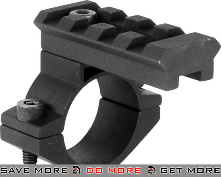 AIM Sports 36mm Cylinder / Scope Adapter Rail Extension Rings & Mounts- ModernAirsoft.com