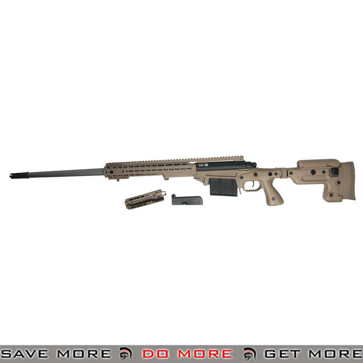 Accuracy International MK13 Mod 7 Tan Spring Airsoft Sniper Rifle