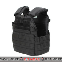 LBX Tactical Modular Plate Carrier Black