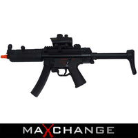 Maxchange Used/Custom H&K MP5A5 Full Metal Airsoft AEG Rifle by Umarex / VFC