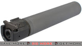B&T Rotex-IIIA Mock Silencer for M4 Series Airsoft Rifles (Grey) Mock Silencer- ModernAirsoft.com