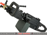 Mugen Fire Class I Custom ChainSAW Zombie Killer A&K M249 Airsoft Machine Gun Other Series Custom Guns- ModernAirsoft.com