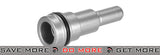 PolarStar Air Nozzle for M240 Fusion Engine (Silver) PolarStar Fusion Engine/JACK/F1- ModernAirsoft.com