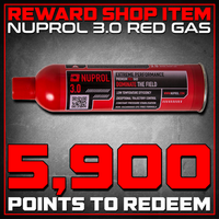 Reward Shop Item - Nuprol 3.0 High Performance Premium Red Gas - 1 Can, 10.5oz