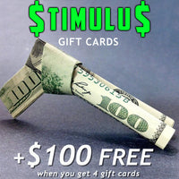 STIMULUS GIFT CARD for AIRSOFT