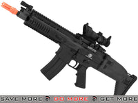 FN Herstal Licensed SCAR Airsoft AEG Rifle by Dboy - Black SoftAir- ModernAirsoft.com