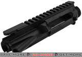 G&G Metal Upper Receiver For G&G Blowback M4 Series Airsoft AEG Rifles (Black) Metal Bodies / Receivers- ModernAirsoft.com