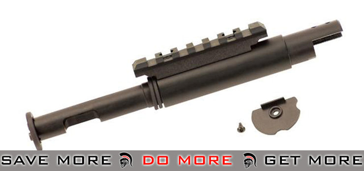 ICS Airsoft GLM Launcher Replacement Body Connector Set (MM-08) Grenade Launcher Parts- ModernAirsoft.com