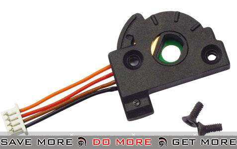 ICS MX5-P Pro Semi / Full Automatic Selector Switch Assembly *Shop by Gun Models- ModernAirsoft.com