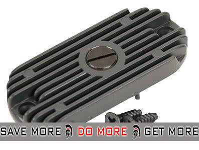 ICS Motor Heat Sink for ICS SIG Series Airsoft AEG Motor / Hand Grips- ModernAirsoft.com