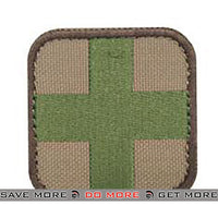 Condor Medic Multicam 50mm Tactical Hook & Loop Patch Condor- ModernAirsoft.com