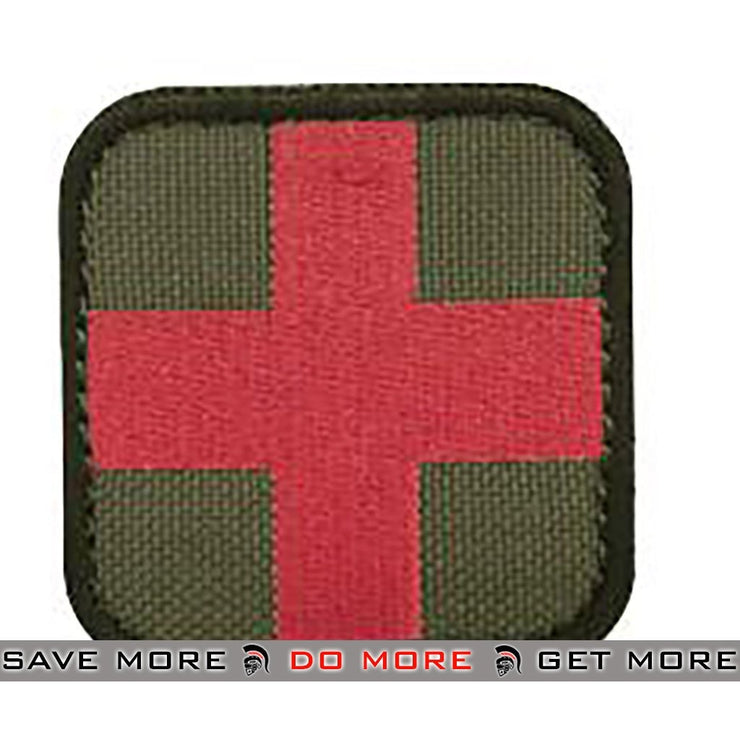 Condor Medic OD Green 50mm Tactical Hook & Loop Patch Condor- ModernAirsoft.com