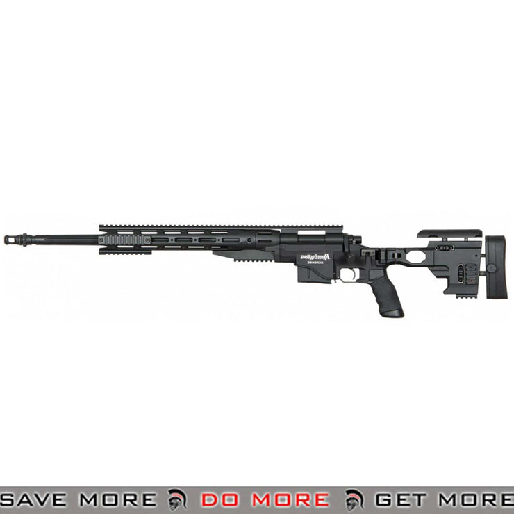 ARES MSR-012 MSR700 Bolt Action Airsoft Sniper Rifle Black
