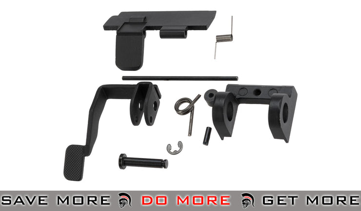 Echo1 M249 Metal Trigger Grip Mount Assembly Trigger Assembly- ModernAirsoft.com