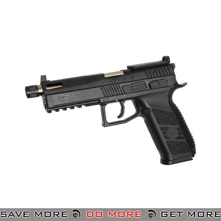 ASG CZ P-09 Airsoft Optic Ready CO2 Blowback Gas Training Pistol