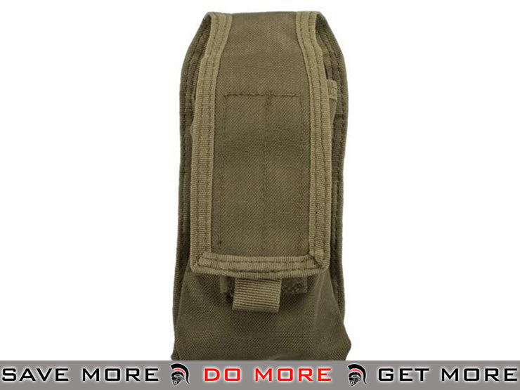 Condor Modular Accessory / Radio Pouch (Tan) Others / Pouch Accessories- ModernAirsoft.com
