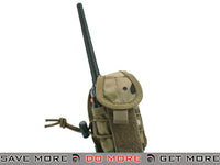 Phantom Multi-Purpose Handheld FRS Radio Pouch (Multicam) Others / Pouch Accessories- ModernAirsoft.com