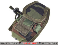 Phantom Multi-Purpose Handheld FRS Radio Pouch (Woodland) Others / Pouch Accessories- ModernAirsoft.com