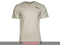 "PolarStar ""Performance Under Pressure"" T-Shirt (Tan / Medium) Shirts- ModernAirsoft.com"