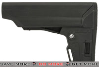 PTS Enhanced Polymer Stock (EPS) for Airsoft Rifles - Black Stocks- ModernAirsoft.com