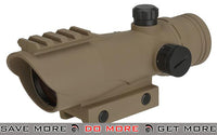 V-Tactical 1x30mm Red Dot Sight by Valken - Tan Red Dot Sights- ModernAirsoft.com