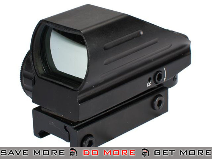AIM Sports Picatinny Reflex Dot Sight Red Dot Sights- ModernAirsoft.com
