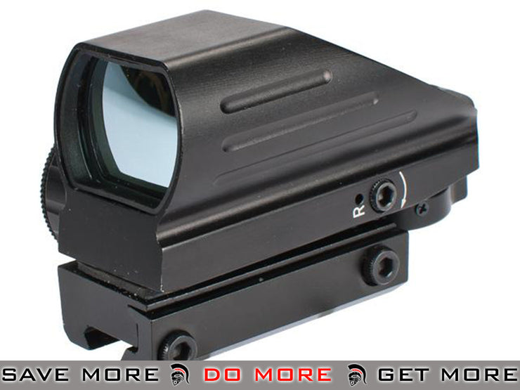 AIM Sports Dovetail Reflex Dot Sight Red Dot Sights- ModernAirsoft.com