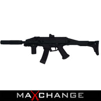 MaxChange **Package Deal** Used/Upgraded ASG CZ SCORPION EVO 3 A1 AIRSOFT AEG RIFLE