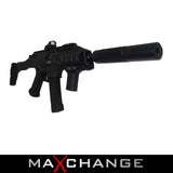 z MaxChange **Package Deal** Used/Upgraded ASG CZ SCORPION EVO 3 A1 AIRSOFT AEG RIFLE
