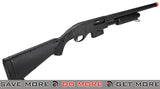 A&K Full Metal M870 Type 400 FPS Airsoft Training Shotgun (Long Version / Black) Airsoft Shotguns- ModernAirsoft.com