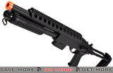 A&K Bravo Full Metal M870 Tactical Shotgun Airsoft Shotguns- ModernAirsoft.com