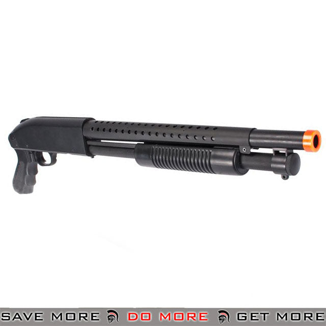 AGM CQB M-500 SWAT Airsoft  Training Weapon Shotgun