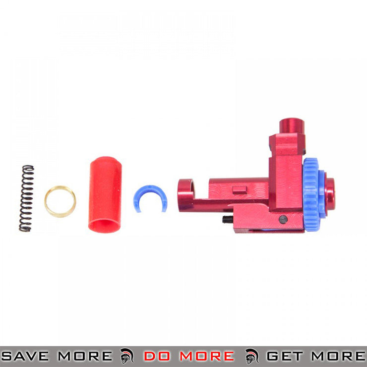 Discontinued - SHS CNC Rotary Wheel Hop Up Chamber Set For Airsoft AEG M4 / M16 [T-T0091]