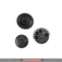 SHS Gen. 3 CNC Steel Gear Set for Version 2 / 3 [CL14002] - Standard Ratio 18:1, 10-Tooth Sector Gear