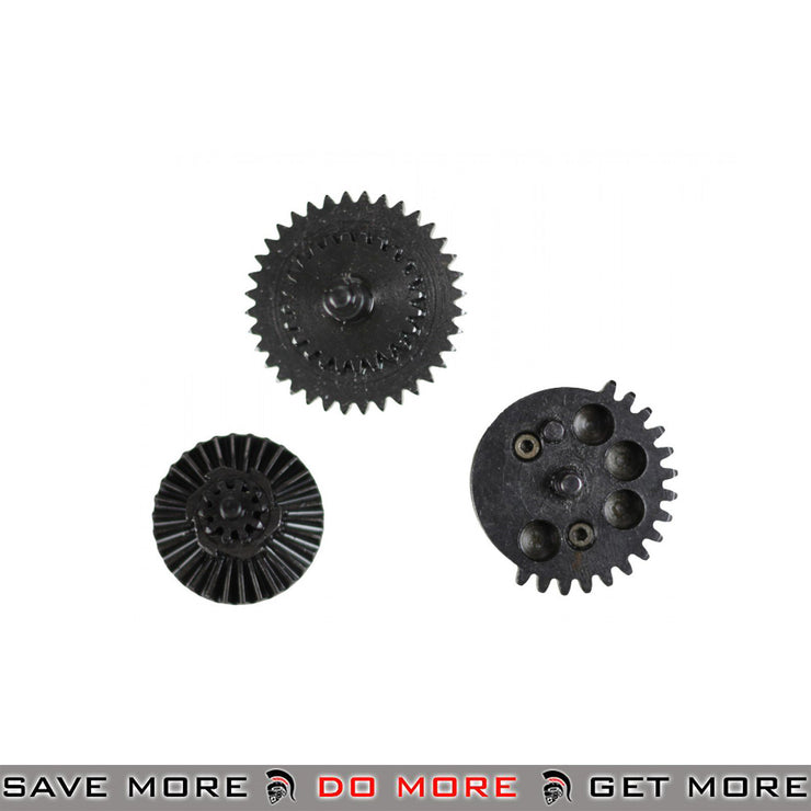 Restock ETA - AUG 2019 - SHS Gen. 3 CNC Steel Gear Set for Version 2 / 3 [CL14004] - Super High Speed 12:1, 10-Tooth Sector Gear
