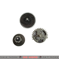 SHS Gen. 3 CNC Steel Gear Set for SR-25 [CL14013] - Standard Ratio 18.72:1