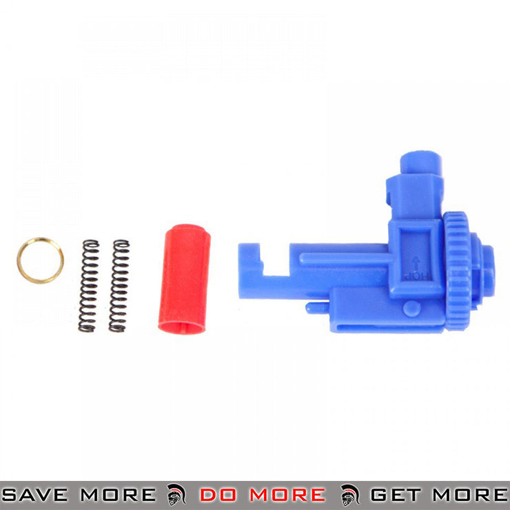 SHS Polymer Rotary Wheel Hop Up Chamber Set For Airsoft AEG M4 / M16 [T-T0093]