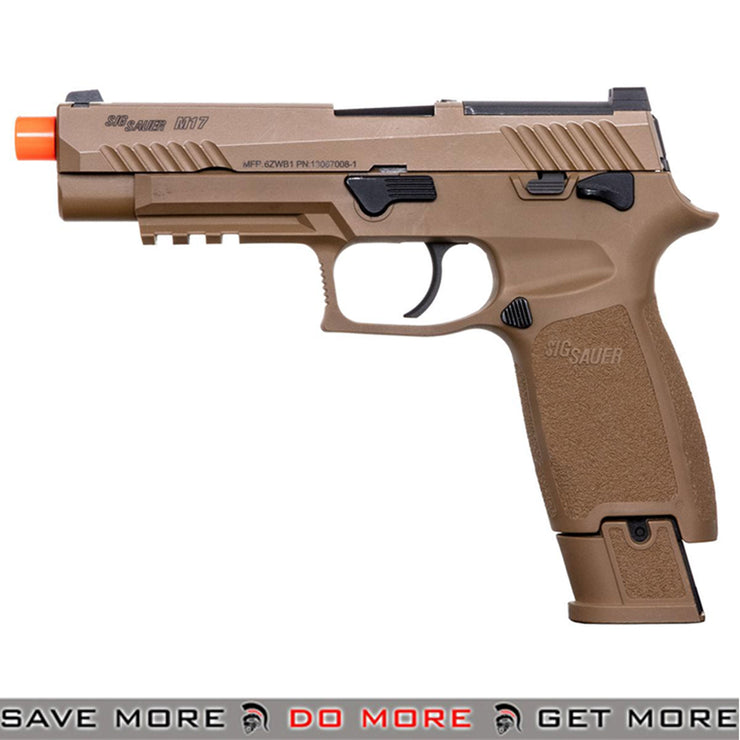 Sig Sauer ProForce P320 M17 MHS Army Handgun Airsoft Gas Blowback Pistol