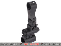 SCAR Type 600m Front Flip-up Folding Sight iron sights- ModernAirsoft.com