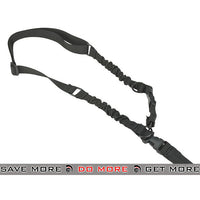 Phantom Gear Convertible 2 to 1 Point Tactical Sling [SL-06-BK] - Black