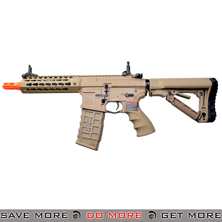 G&G CM16 SRS Combat Machine Airsoft M4 AEG Rifle w/ 7